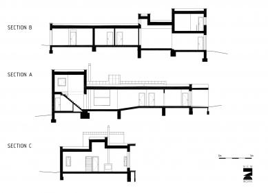 Rodinný dům v Újezdci - Řezy - foto: New Work
