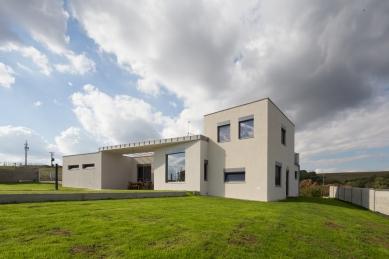 Rodinný dům v Újezdci - foto: Libor Stavjaník / TOAST Studio