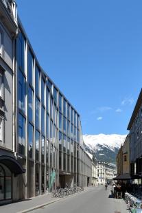 Obchodní dům Tyrol - foto: Petr Šmídek, 2017