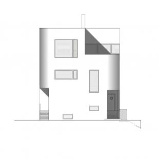 Reconstruction of family house under Kraví hora - Východní pohled - foto: Urban Čelikovský Architekti