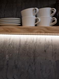Monogram espresso bar - foto: Martin Zeman, DAtelier.cz