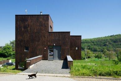 Family house Libcice - foto: Tomáš Souček