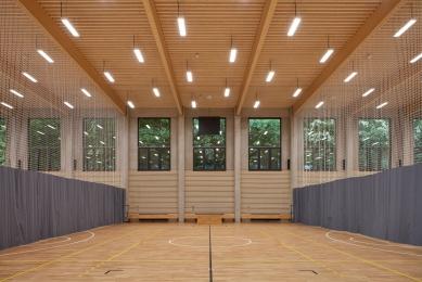 Tréninková sportovní hala vBorkách - foto: BoysPlayNice | www.boysplaynice.com