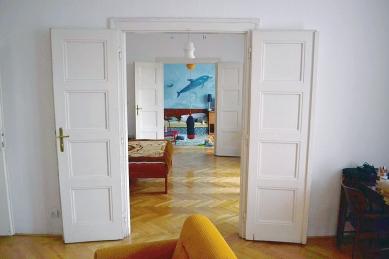 Rekonstrukce bytu v ČernýchPolích - Fotografie původního stavu - foto: ateliér SENAA