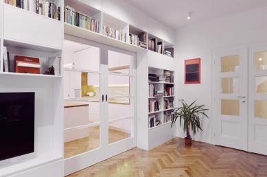 Rekonstrukce bytu v ČernýchPolích - foto: David Korsa