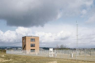 Meteorologická stanice - foto: © Filip Šlapal