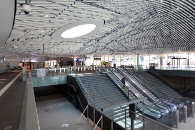 Hlavní vlakové nádraží Delft - foto: Petr Šmídek, 2016