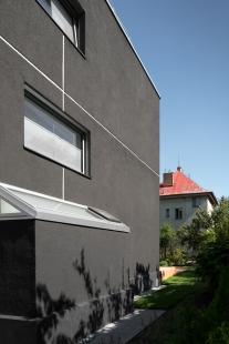 Rodinný dům Čistovická - foto: Yohan Zerdoun
