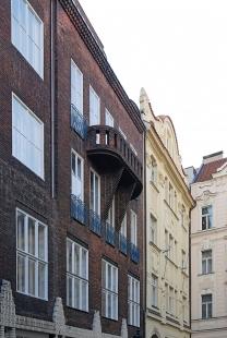 Štencův dům - foto: Petr Šmídek, 2008