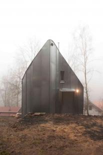 Rekonstrukce rekreační chaty - foto: Daniela Dostálková