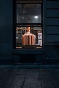 Pivovar Beer Factory-Plzeň - foto: Petr Polák, Matěj Hošek (Studio Petrohrad)