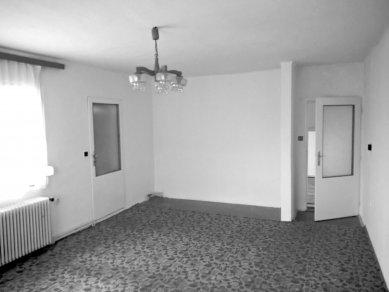 Rekonstrukce bytu Lipová - Fotografie původního stavu - foto: studio AEIOU