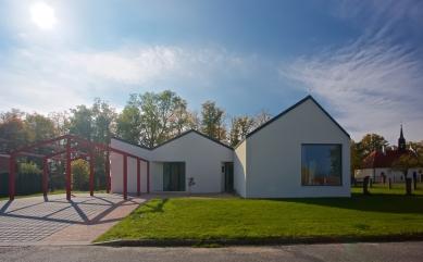Rodinný dům v Chlumci nad Cidlinou - foto: Robin Rezek