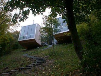 DOK - rodinný dům - foto: Petr Šmídek, 2005