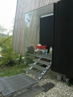 DOK - rodinný dům - foto: Petr Hampl, 2005