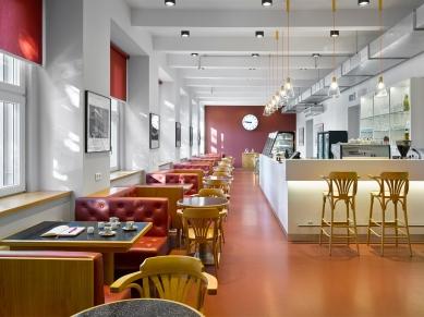 Kavárna Organica - foto: Filip Šlapal