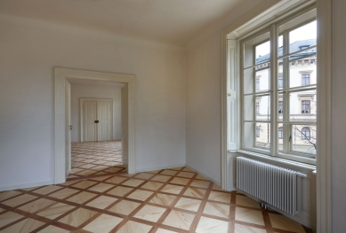 Rekonstrukce Werichovy vily - foto: Zdeněk Hellfert