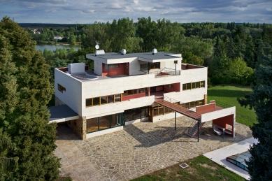Rekonstrukce Volmanovy vily - foto: Aleš Jungmann