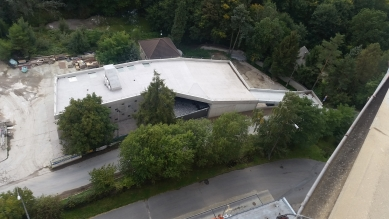 Administrativní budova ve Strančicích - foto: Filip Šlapal
