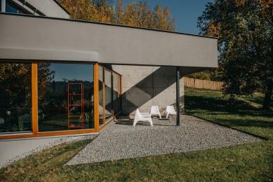 Rodinný dům Chmelařovi, Hronov - foto: Honza Bartoň