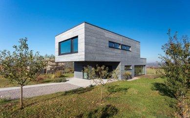 Rodinný dům v Halounech - foto: Studio Toast