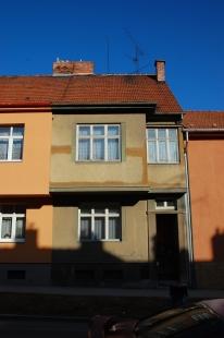 Rekonstrukce rodinného domu v Králově Poli - Fotografie původníh stavu - foto: KAMKAB!NET