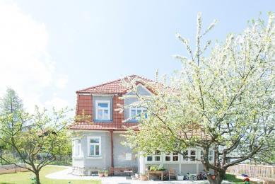 Rodinný dům v Českém Krumlově - foto: Šimon Jiráček