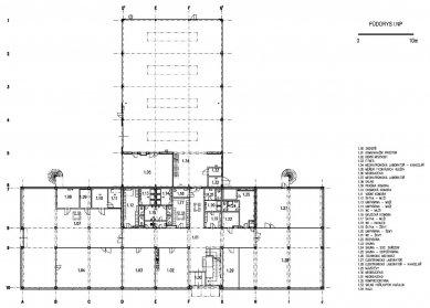 Vývojové centrum Value Engineering Services - 1NP - foto: AVE architekt
