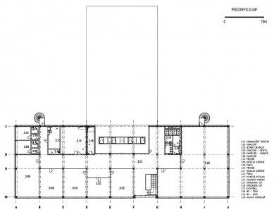 Vývojové centrum Value Engineering Services - 3NP - foto: AVE architekt