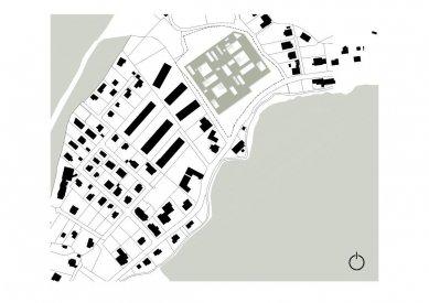 Mateřská škola KIBE - Situace - foto: © Gangoly & Kristiner Architekten