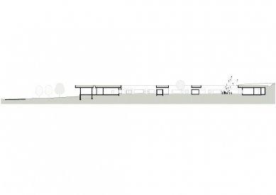 Mateřská škola KIBE - Řez - foto: © Gangoly & Kristiner Architekten