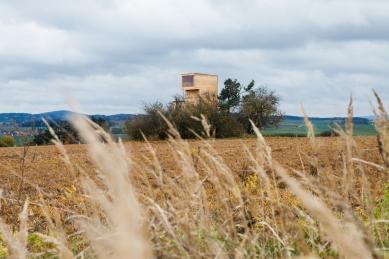 Útulna - nástavba na řopík - foto: Antonín Matějovský / www.antoninmatejovsky.com