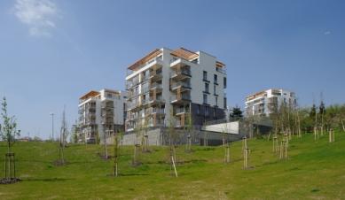 Obytný soubor Zelené město - foto: Ondřej Polák