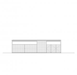 Rodinný dom Greenline - Uliční fasáda - foto: architekti Šercel Švec