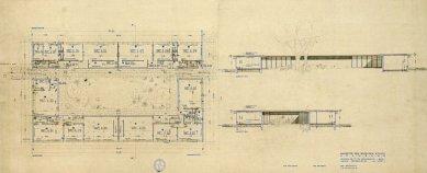 Akademie výtvarných umění Norimberk - Pavilon s architektonickými ateliéry