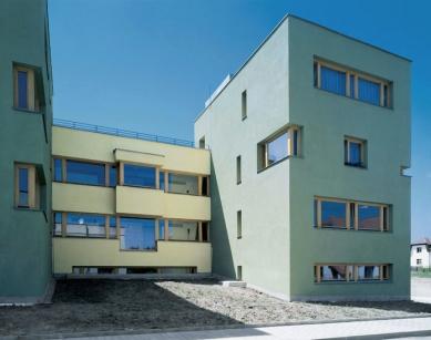Dům s pečovatelskou službou - foto: Ester Havlová