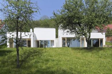Rodinný dům Přílepy - foto: archiv autora