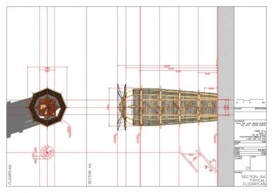 Věž Ester - foto: Huť architektury Martin Rajniš