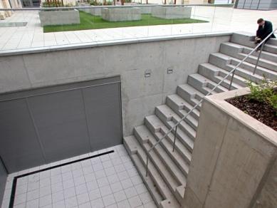 Rekonstrukce a dostavba Moderní galerie AVU - foto: Petr Šmídek, 2005