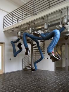 Rekonstrukce a dostavba Moderní galerie AVU - foto: Ester Havlová