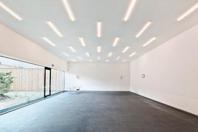 Rozšíření kongresového centra v Davosu - foto: Ruedi Walti