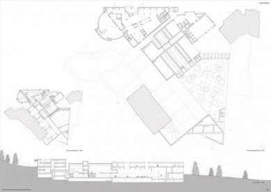 Rozšíření kongresového centra v Davosu - foto: Degelo Architekten