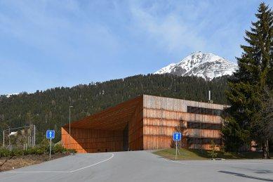 Rozšíření kongresového centra v Davosu - foto: Petr Šmídek, 2015