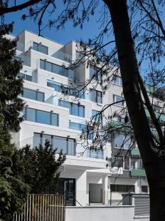 Bytový dům Nuselská - foto: Filip Šlapal