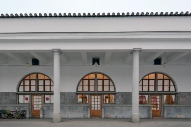 Lublaňská ústřední tržnice - foto: Petr Šmídek, 2017