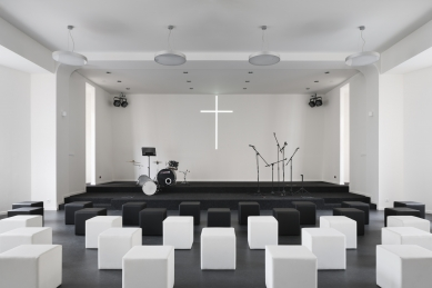 Městská kaple - foto: Studio Flusser