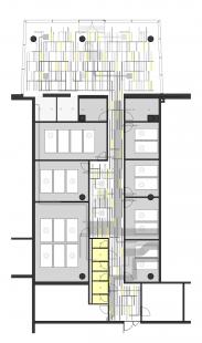 Klientské centrum ABB - Podhled