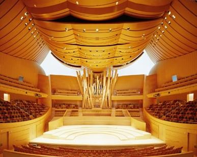 Walt Disney Concert Hall - foto: © Federico Zignani