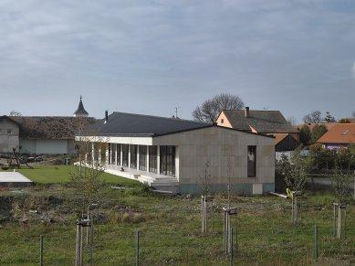 Rodinný dům v Pátku u Poděbrad