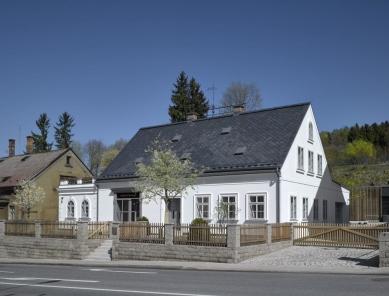 Rodný dům Ferdinanda Porsche - foto: Hlaváček architekti s.r.o.